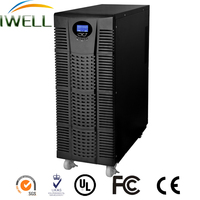 High Frequency External battery UPS 3/1 Phase 380V UPS 15KVA