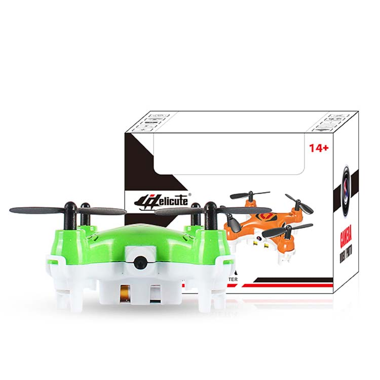 2.4G RC Nano Drone Helicopter with Camera with HD Camera Drone Quadcopter