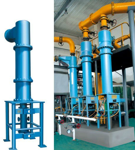 good quality high consistency cleaner with plc for small toilet tissue paper machine