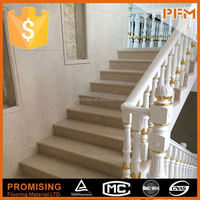 Outdoor Granite Natural stairs grill design
