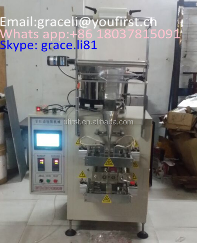 Automatic capsule Countng Packaging Machine