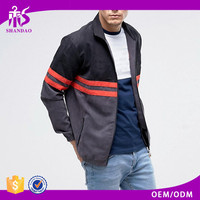 Guangzhou Clothing manufacturer custom nylon bomber jackets wholesale man ultralight down jacket