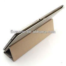FL2474 2013 Guangzhou hot selling flip wallet leather case with stand for SAMSUNG GALAXY Tab P7500 P7510