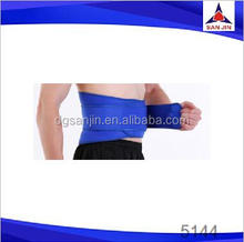 Protective elastic band support lumbar support waist traimer