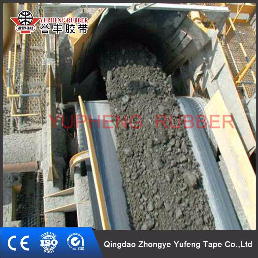 Hot Sale Endless NN 200 Nylon Rubber Conveyor Belt For Coal Mine