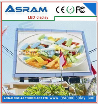 P20 RGB Outdoor waterproof Advertising led display panel outdoor p10 advertising video full color led display panel/led screen