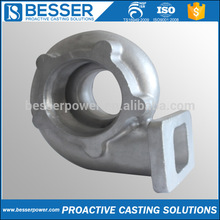 10# 10# carbon steel casting 310 1.4305 stainless steel precision wax lost casting plant