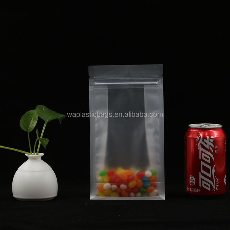 Clear Poly Bag Eco-Friendly Vacuum Bag Food Packaging Nylon Bag