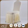 Good Quality Cheap Beautiful White Pleated