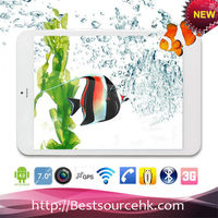 3G support MTK8389 Quad core M81Q Tablet PC with Bluetooth&GPS&HDMI