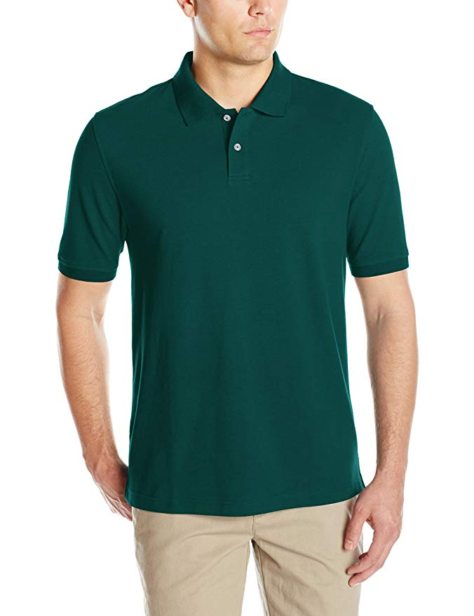 2019 new design Custom Mens Golf Dry Fit Polo Shirts Shirt With Embroidery Logo
