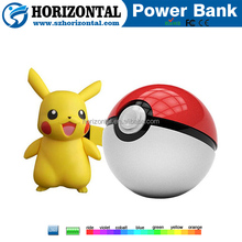 Pikachu toy pocket monster power bank, pikachu power bank combination,pokemon power bank supply promotion gift idea
