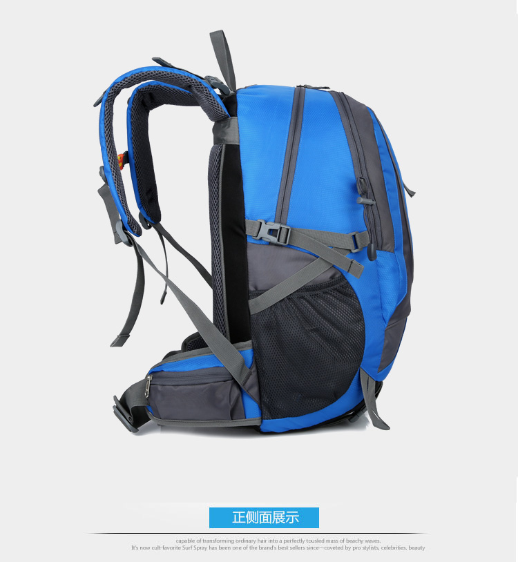 High Quality Personalized Trekking Backpack Laptop Bags For Everyday Use