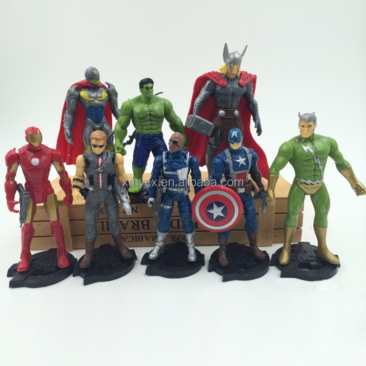 The Avengers OEM polyresin movie anime figure