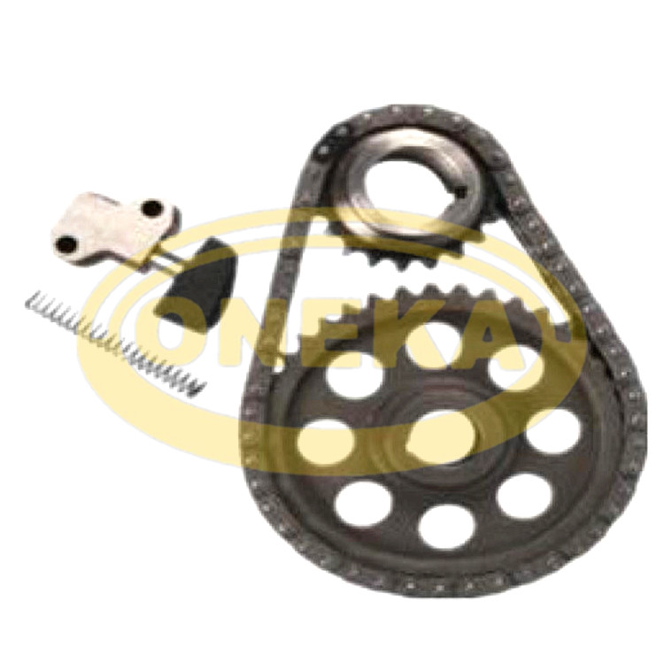[ONEKA SPARE PARTS] ONK-NS035 TK-NS202-A 9-4052S 76013 ENGINE J12 J13 J15 J16 J18 TIMING CHAIN KIT FOR 411 520 521 Pickup