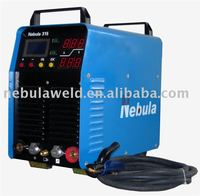 Double pulse insert shielded arc welding machine