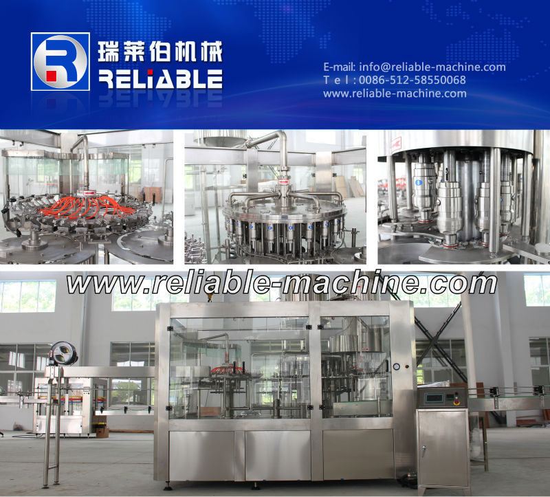 Automatic Machine Milk /Milk Bottle Filling Machine