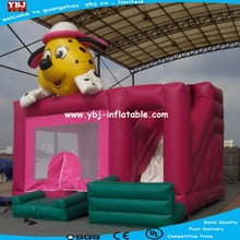 2015 cute style inflatable bouncers, bounce houses,inflatable castles art panels