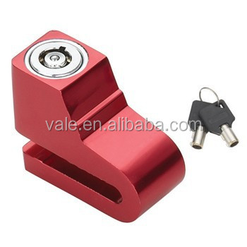 Motorcycle disc lock, motorcycle accessories, motorcycle lock
