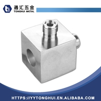 134THY-89.011 Newest Design Top Quality 90 Degree Aluminum Elbow