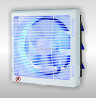 mosquito eradication square exhaust fan with meah kitchen exhaust fan with light