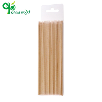 disposable bamboo grilling skewers