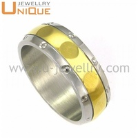 Wholesale Stainless Steel Engravable Stampable Jewelry (R0127 )