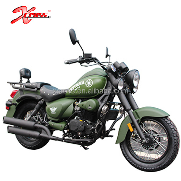 New Design Chinese Cheap 300CC Motorcycles 300cc Cruiser 300cc Chopper Motorcycles For Sale XCR 300W