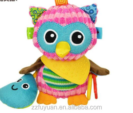 high quality sozzy brand multi-functional soft plush toys