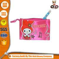 Special Design Low Cost Oem Design Big School Pencil Case