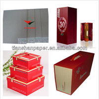 300gsm grey chipboard paper/wholesale price of grey cardboard paper