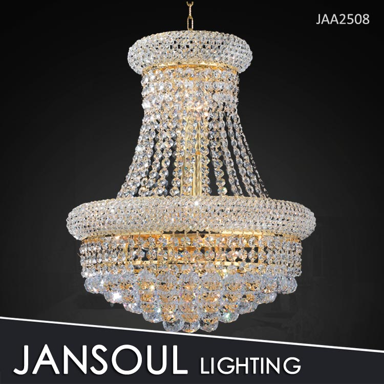 Sell to american crystal ball empire chandelier