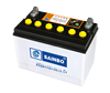 high efficiency dry charged jis 12v 80ah car battery