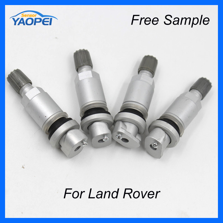 TPMS Tire Valves For LANDROVER Alloy Tubeless Valve Tire Mornitoring System Repair Kits