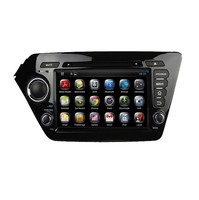 Android Car Navigation for K2 DVD Player with GPS Radio Bluetooth 3G WIFI