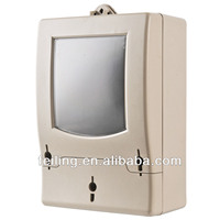 plastic cases of electronics DDS-019 single-phase outdoor electric waterproof electrical box