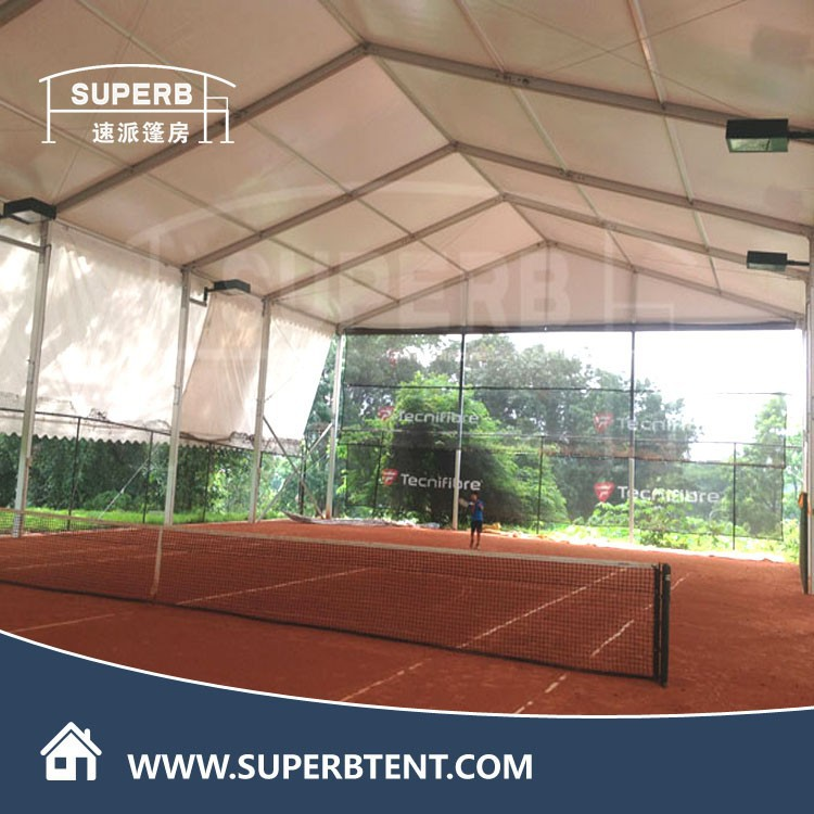 air conditioned outdoor event tent