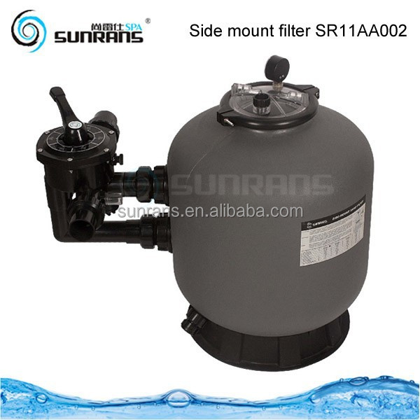 High Quality And Hot Sale China Factory 2016 Housing Washable Sand Filter For Swimming Pool