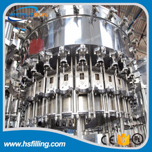 PET Bottle carbonated beverage filling machine