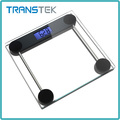 Magic lens bathroom weighing scale ultra-slim bathroom scale electronic