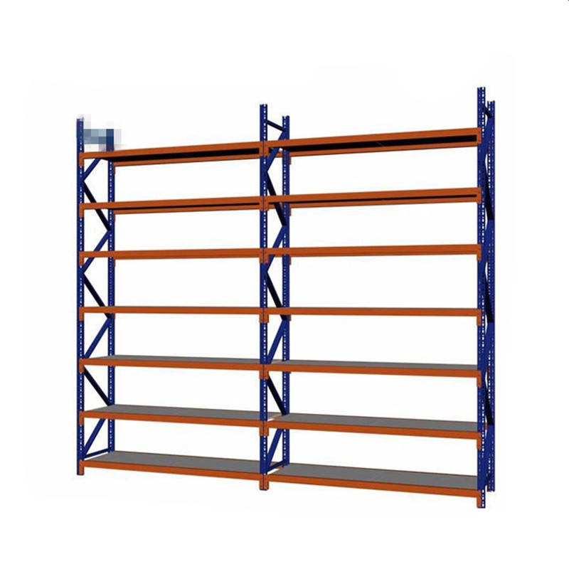 4 Layers Steel Rack Light Duty Warehouse Storage Shelving