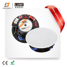 60 watts Frameless Ceiling Wall Speaker for Home Audio system