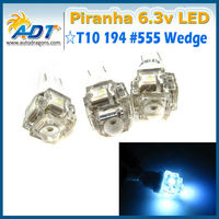 Best selling white/warm white/cool white/green/blue/yellow Piranha led pinball lights