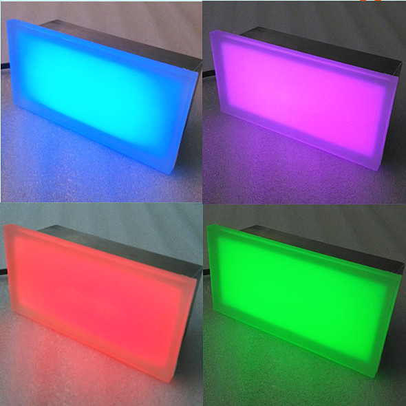 Waterproof IP67 Modern outdoor lighting LED brick light LED tile light