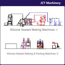 machine for making black rtv silicon sealant gasket maker
