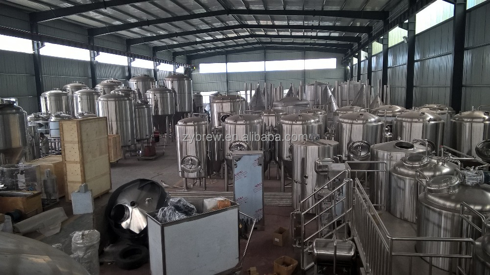 10 bbl brewhouse 10bbl beer brewery system/Beer brewing equipment/small beer Brewery brewing Equipment for Sale