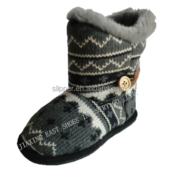 kids snow winter warm boots/baby shoes/baby winter boot