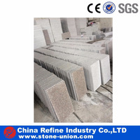Lowest price china red granite g664 for steps tile