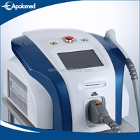 Apolomed 808nm diode laser hair removal machine skin rejuvenation and acne treatment