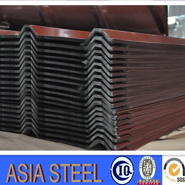2015 latest price list building construction material roofing tile